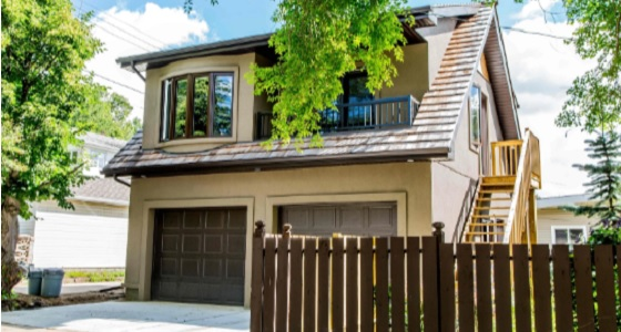 Edmonton Garage & Garden Suites Image